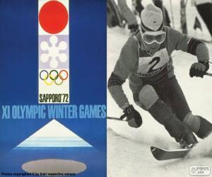 1972 Winter Olympics puzzle