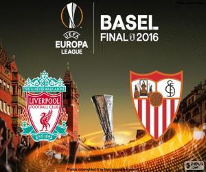 2015-2016 UEFA Europa League Final puzzle