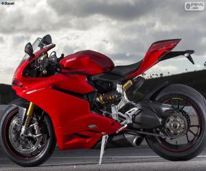 2015 Ducati 1299 Panigale puzzle