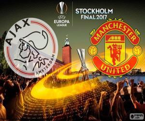 2016-2017 UEFA Europa League Final puzzle