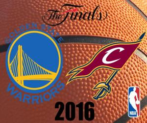 2016 NBA The Finals puzzle