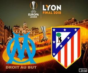 2017-2018 UEFA Europa League Final puzzle