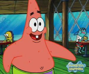 Patrick Star is SpongeBob's best friend puzzle