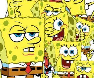Sponge Bob puzzle