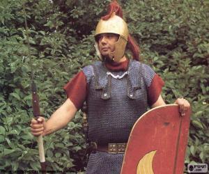 A Roman soldier puzzle
