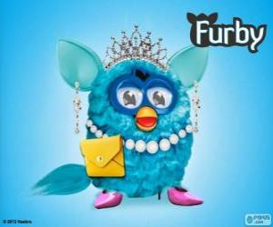 A very elegant Furby puzzle