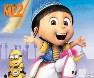 Agnes is tender and funny puzzle