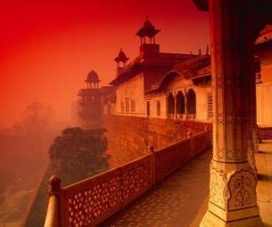 Agra Fort, India puzzle