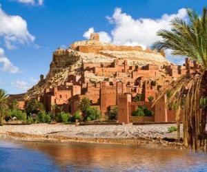 AIT Ben Haddou, Morocco puzzle