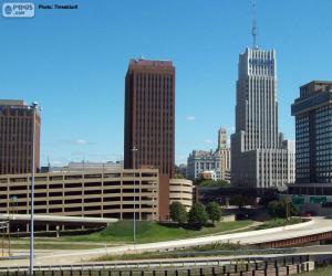 Akron, United States puzzle