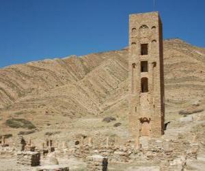 Al Qal'a of Beni Hammad, Algeria puzzle