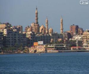 Alexandria, Egypt puzzle