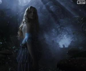 Alice in the forest puzzle