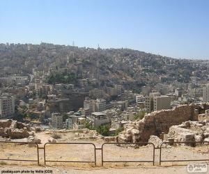Amman, Jordan puzzle