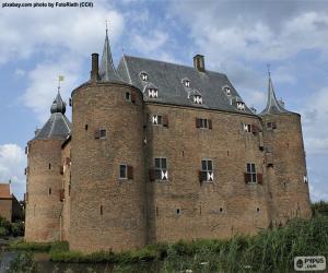 Ammersoyen Castle, Netherlands puzzle