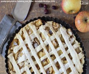 Apple pie puzzle