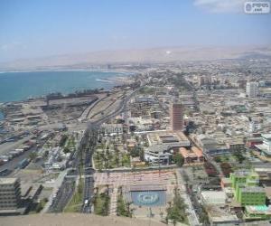 Arica, Chile puzzle