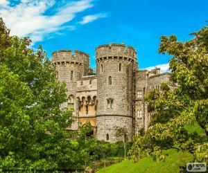 Arundel Castle, England puzzle