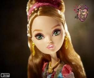 Ashlynn Ella, the daughter of Cinderella puzzle