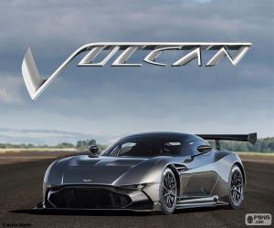 Aston Martin Vulcan puzzle