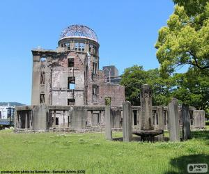 Atomic Bomb Dome, Japan puzzle