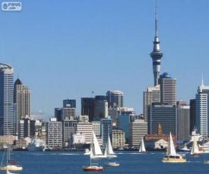 Auckland, New Zealand puzzle