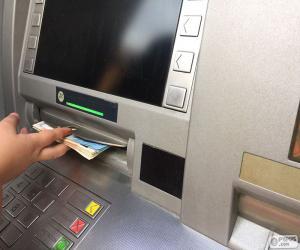 Automated teller machine puzzle