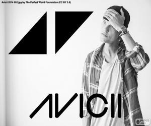 Avicii (1989-2018) puzzle