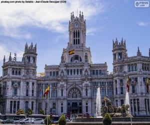 Ayuntamiento de Madrid puzzle