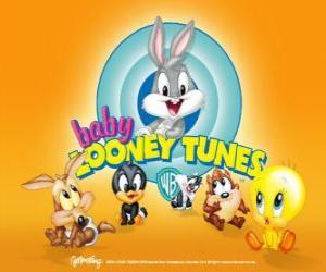 Baby Looney Tunes puzzle