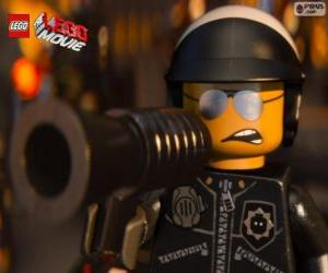 Bad Cop, The Lego Movie puzzle