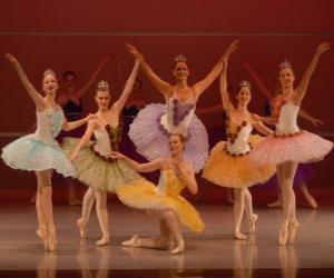 Ballet show puzzle