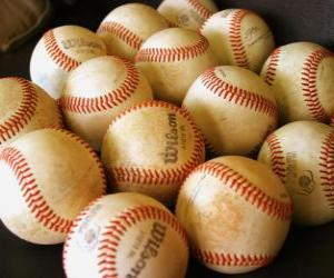 Balls baseball puzzle