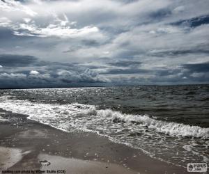 Baltic Sea Beach puzzle