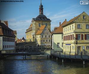 Bamberg, Germany puzzle