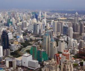 Bangkok, Thailand puzzle