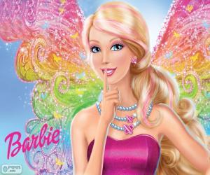 Barbie a fairy secret puzzle