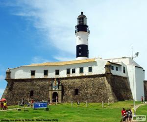 Barra Lighthouse, Brazil puzzle