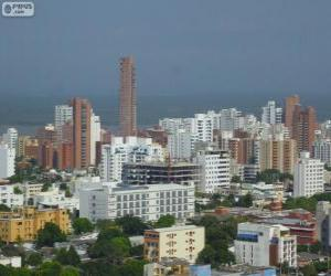 Barranquilla, Colombia puzzle