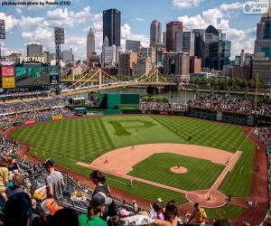 Baseball Stadium puzzle