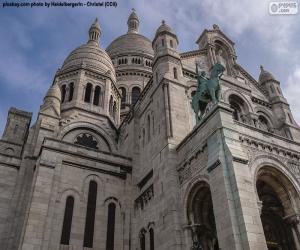 Basilica of the Sacré-Cœur, Paris puzzle
