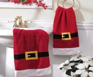 Christmas Bathroom Decoration Ideas | Christmas Decor Ideas