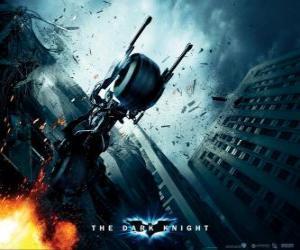 Batman -The dark Knight - puzzle