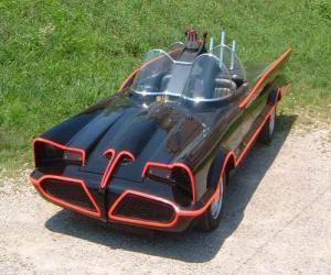 Batmobile puzzle