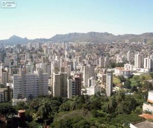 Belo Horizonte, Brazil puzzle