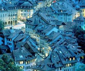 Berne, Switzerland puzzle