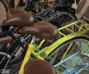 Bikes for the city puzzle