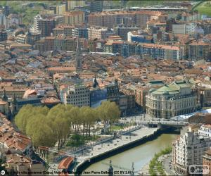 Bilbao, Basque Country, Spain puzzle
