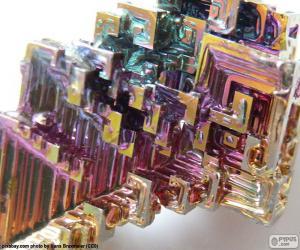 Bismuth puzzle