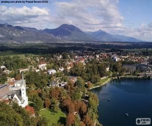 Bled, Slovenia puzzle